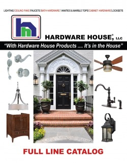 New Hardware House Catalog (June 2017)