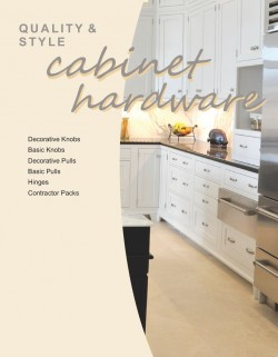 New Cabinet Hdwe Cover