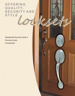 New Locksets Cover