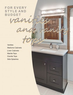 New Vanities and Tops Cover